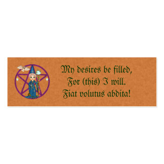 Wish Spell Card