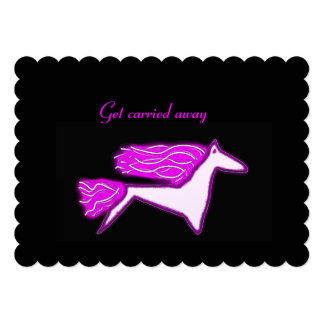 Wish the Horse Birthday Invitation