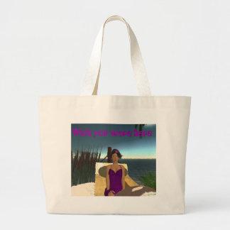Wish U Were Here Bag