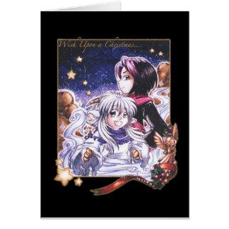 Wish Upon a Christmas Card