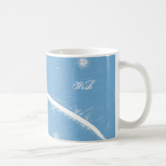 Wish upon a dandelion coffee mug