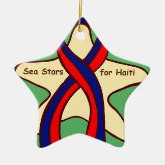 Wish upon a Sea Star! Christmas Tree Ornaments