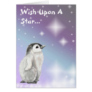 Wish Upon A Star... Card