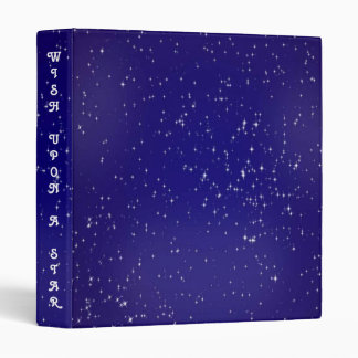 Wish Upon A Star- Designer Binder