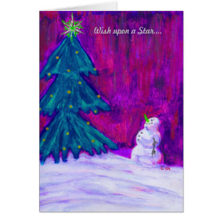Wish upon a Star... Holiday Card