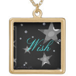 Wish upon a star- necklace
