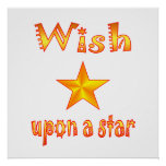 Wish Upon a Star Posters