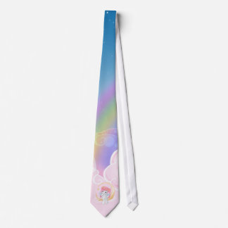 Wish upon a star tie