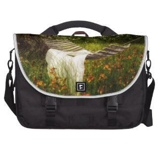 Wish You Were Here 140629 rickshaw commuter bag Laptop Bag