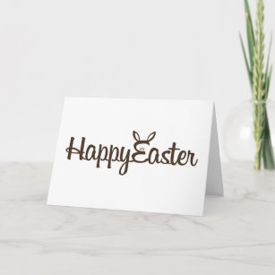 """**WISH YOU WERE HERE** AT """"EASTER"""" HOLIDAY CARD"""
