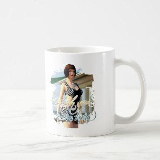 Wish You Were Here Belle Coffee Mug