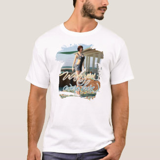 Wish You Were Here Belle T-Shirt