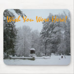Wish You Were Here! Mouse Pads