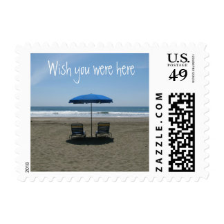 Wish you were here... postage