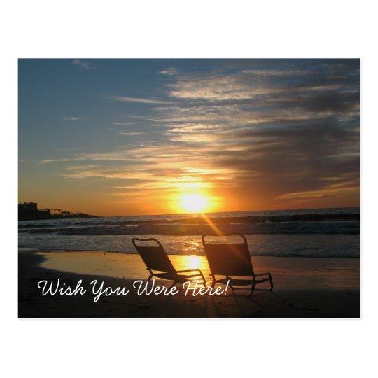 Wish You Were Here! (postcard) Postcard