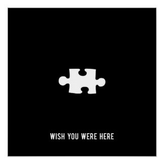 Wish You Were Here Poster