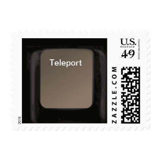 Wish you were here Teleport Button stamps