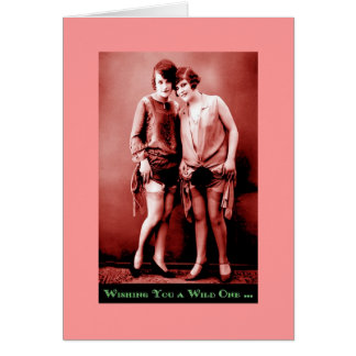 wish you were here Valentine's Day Card