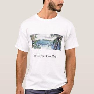wish you were here, Wish You Were ... - Customized T-Shirt