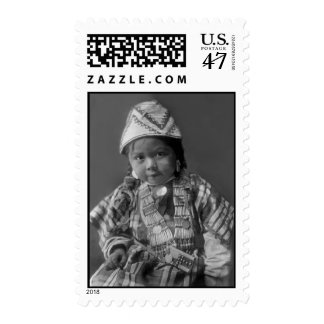 Wisham Child Postage