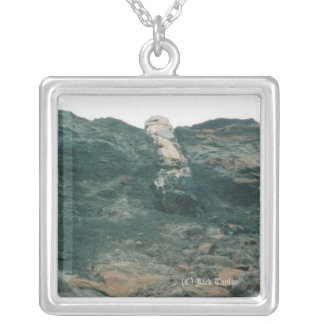 Wishbone Hill 04 Silver Plated Necklace