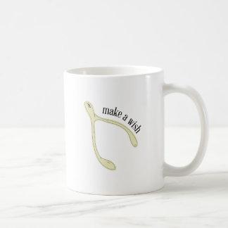 Wishbone_Make A Wish Coffee Mug