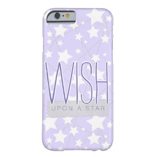 Wishes! Barely There iPhone 6 Case