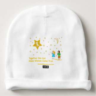 Wishes-Childhood Cancer Awareness Baby Beanie
