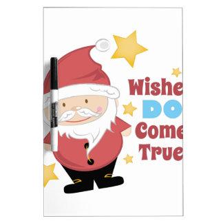 Wishes Come True Dry-Erase Board