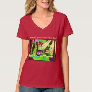 Wishes Come True Magic Wishing Well T-Shirt