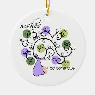 Wishes Do Come True Ornament