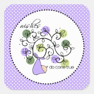 Wishes Do Come True Sticker