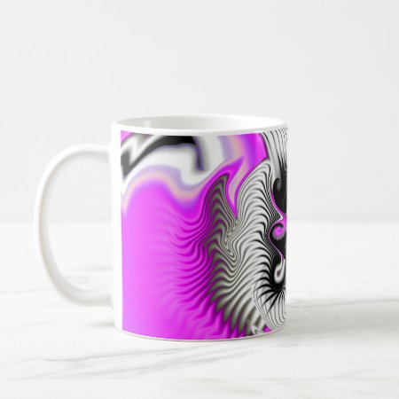 Wishes Fractal Coffee Mug