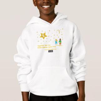 Wishes Kids' Hanes ComfortBlend® Hoodie