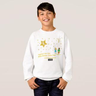 Wishes Kids' Hanes ComfortBlend® Sweatshirt