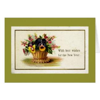 wishesyearcard card