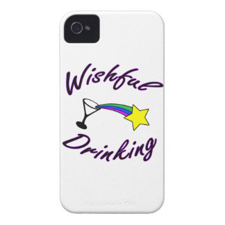 Wishful Drinking iPhone 4 Covers