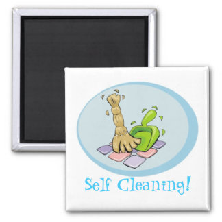 Wishful Thinking 2 Inch Square Magnet