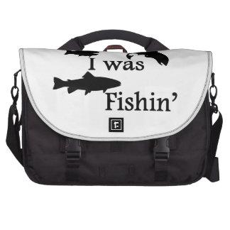 Wishin I era Fishin Bolsa Para Ordenador