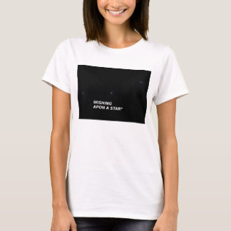 Wishing Apon A Star T-Shirt