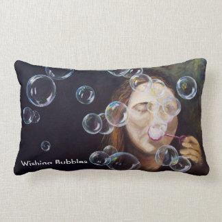 Wishing Bubble pillow