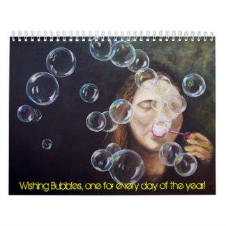 Wishing Bubbles Calendar