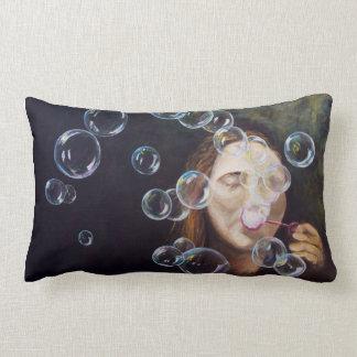 Wishing Bubbles Lumbar Pillow