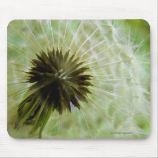 Wishing Flower mouse pad