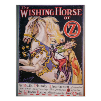 Wishing Horse of Oz -7 Poster
