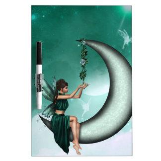 Wishing Moon Dry-Erase Board