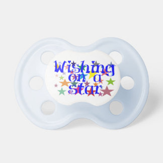 Wishing On a Star Baby Pacifier