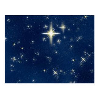 Wishing Star Postcard #5- Horizontal