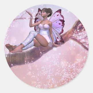 Wishing Tree Fairy Sticker