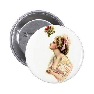Wishing Under the Mistletoe Button
